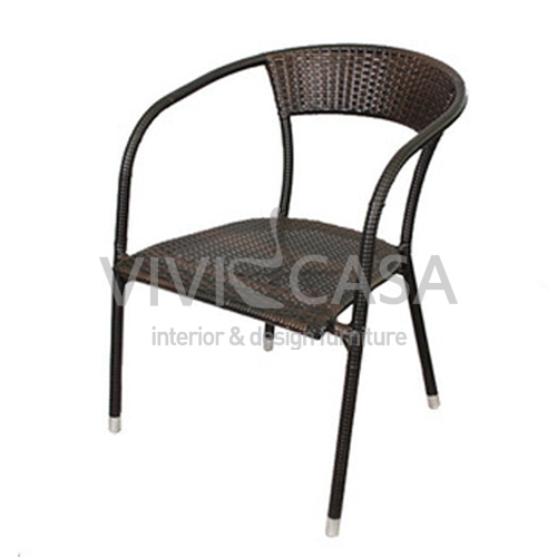 Ratten Outdoor Chair(라탄 아웃도어 체어)
